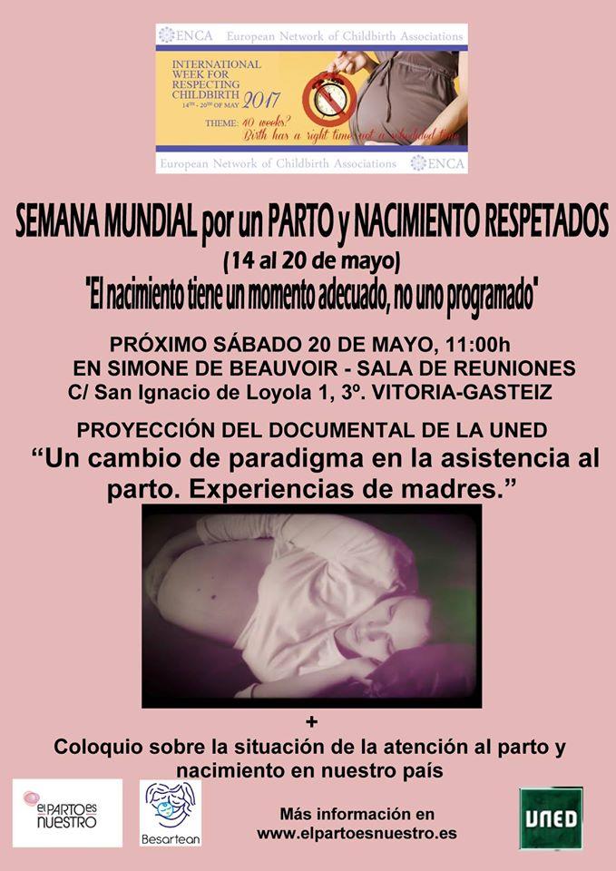 Videoforum 20 mayo