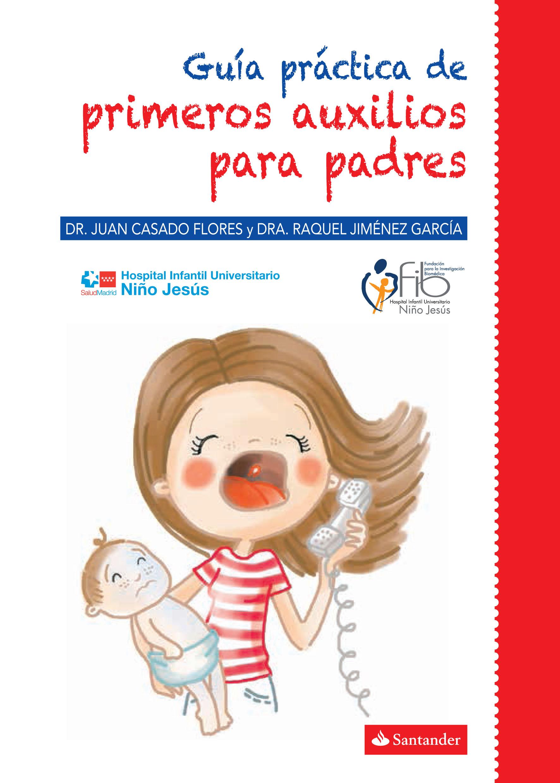 guia primeros auxilios para padres y madres01